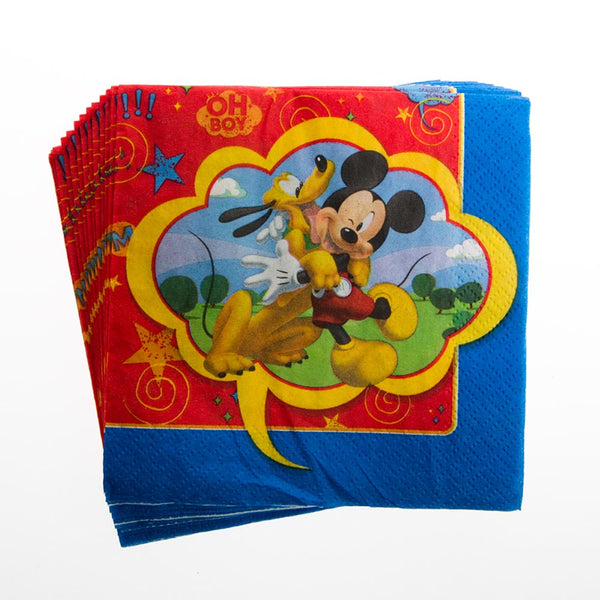 Disney's Mickey Beverage Napkins