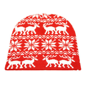 Ugly Sweater Holiday Beanie