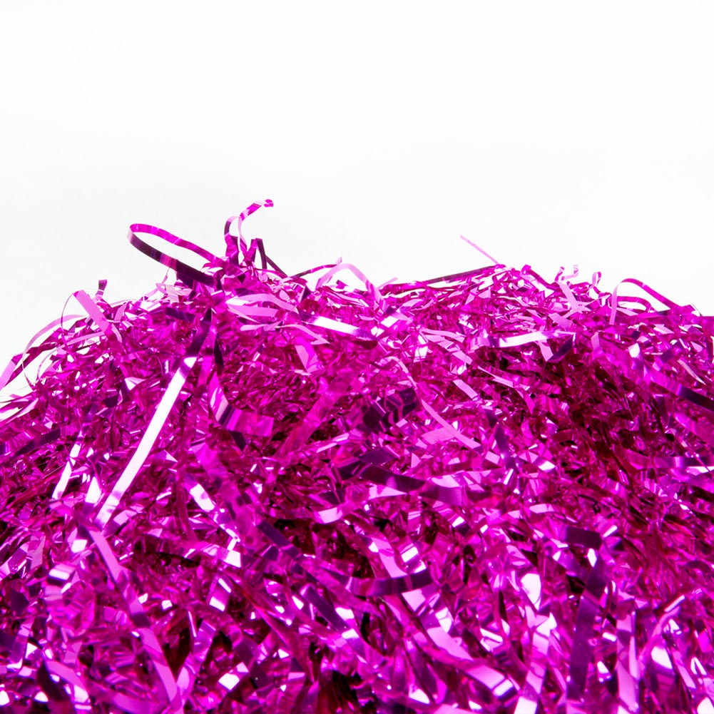 Metallic Fuchsia Stuffing