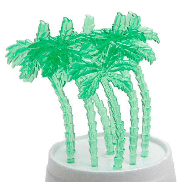 Plastic Palm Tree Picks
