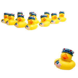 Patriotic Rubber Ducks