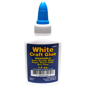 White Craft Glue