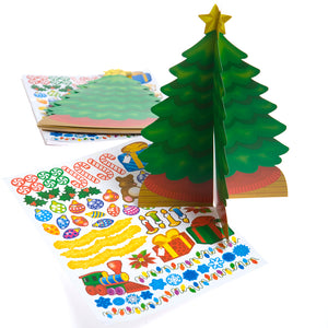 Christmas Tree & Stickers