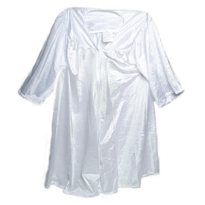 Child White Choir Robe
