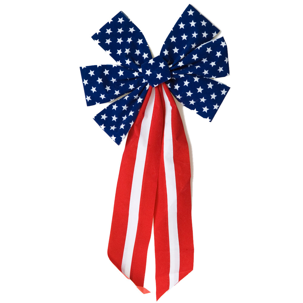 Decorative Patriotic Bows