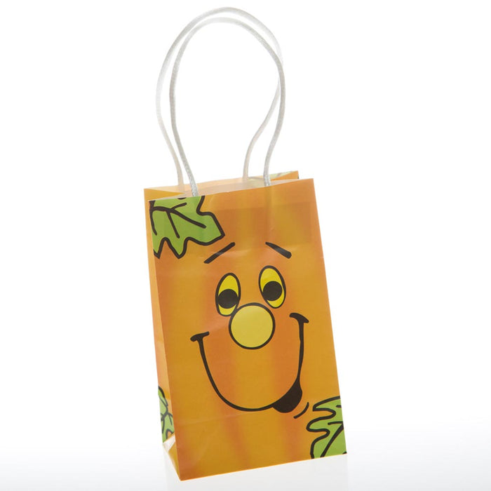 Mini Halloween Paper Bags