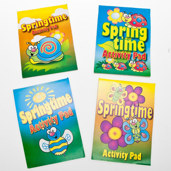 Springtime Activity Pads