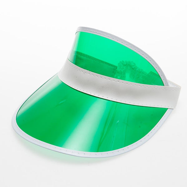 Green Casino Visor