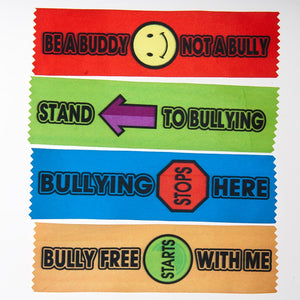 Anti-Bullying Award Ribbons
