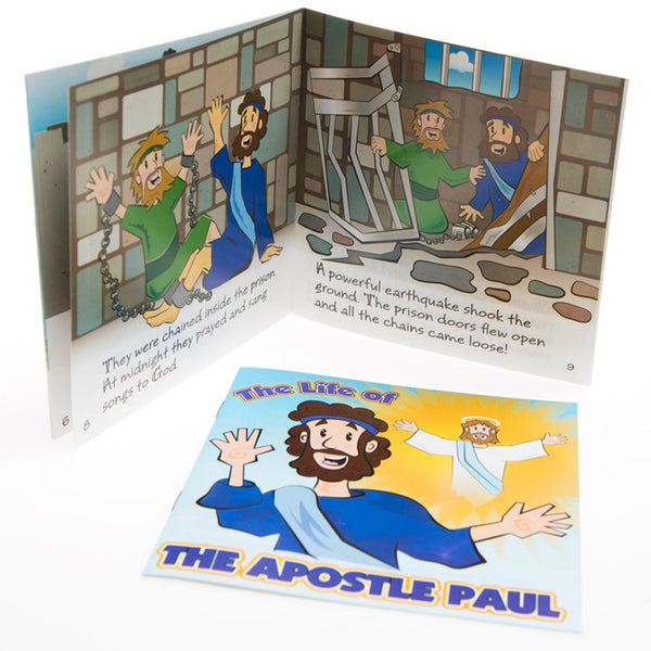 Life of Apostle Paul Books