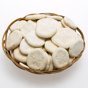 Genuine Sand Dollar Basket