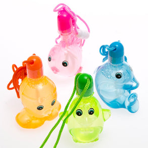 Under The Sea Bubble Bottle Necklaces