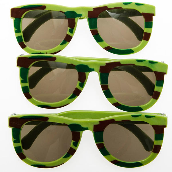 Children's Camouflage Sunglasses
