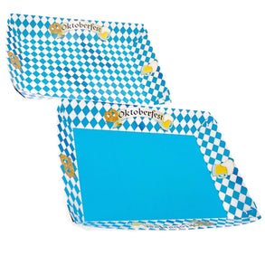 Oktoberfest Paper Serving Trays