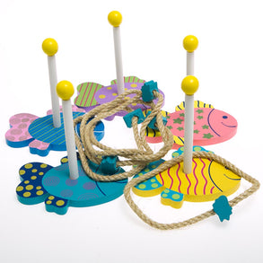 Under The Sea Ring Toss Game
