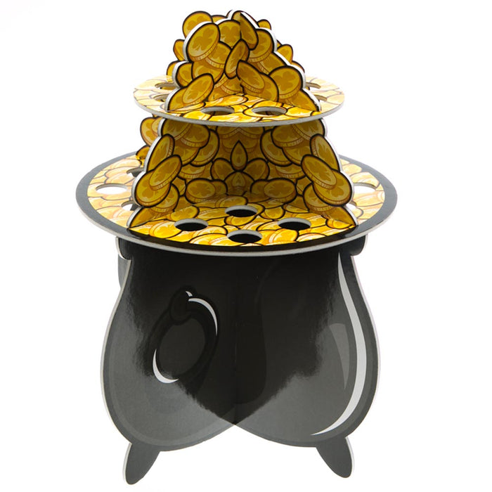 Pot of Gold Shot Glass Holder