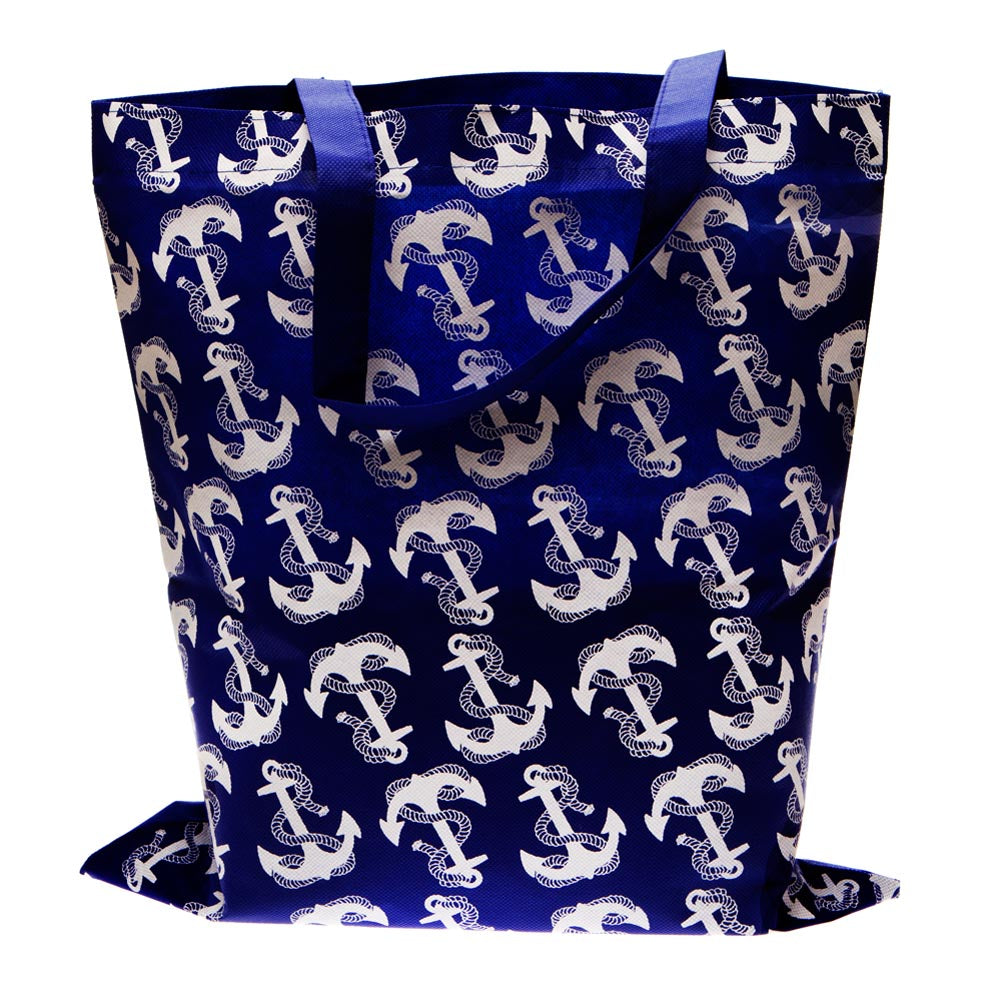Large Nautical Tote