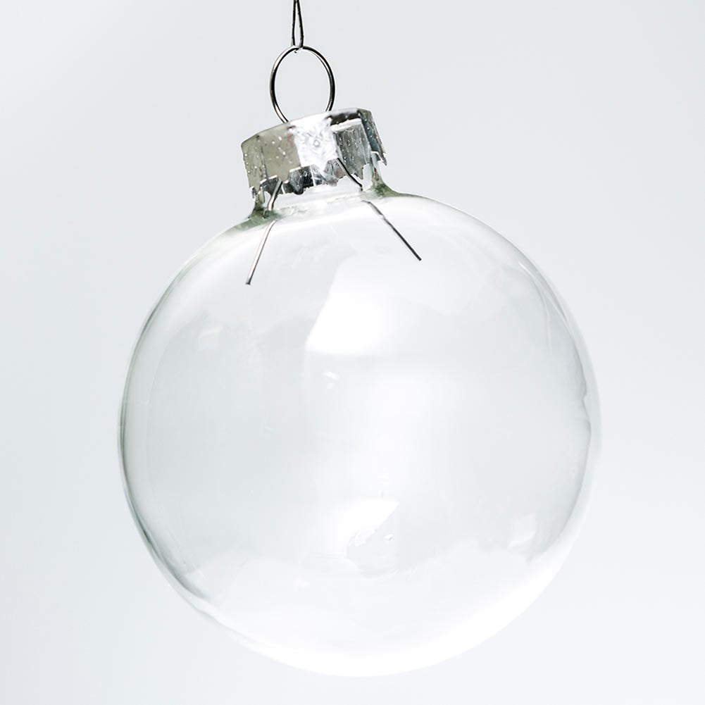 Design Your Own Glass Ornaments
