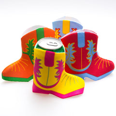 Cowboy Boot Can/Bottle Cover