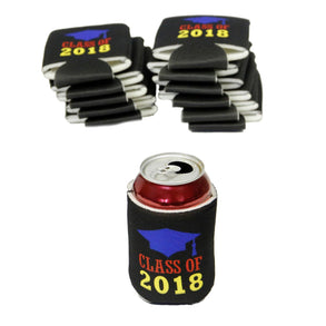 Class of 2018 Can/Bottle Cover