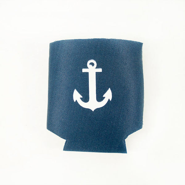 Nautical Can/Bottle Cover