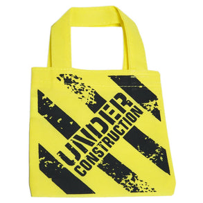 Mini Construction Zone Tote Bag