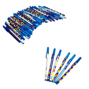 Autism Awareness Stick Pens