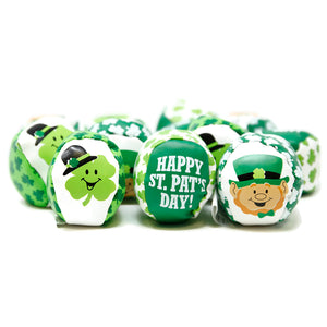 St. Patrick's Day Footbag