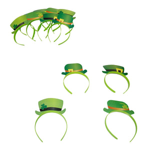 Leprechaun Hats Headbands