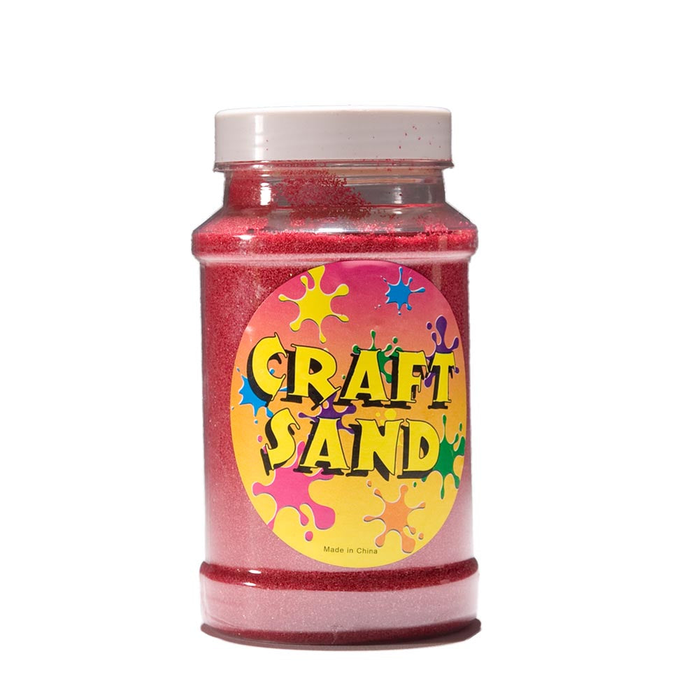 Red Craft Sand