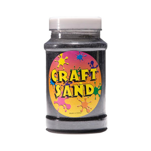 Black Craft Sand