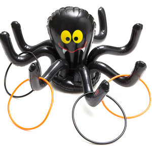 Inflate Spider Ring Toss Game