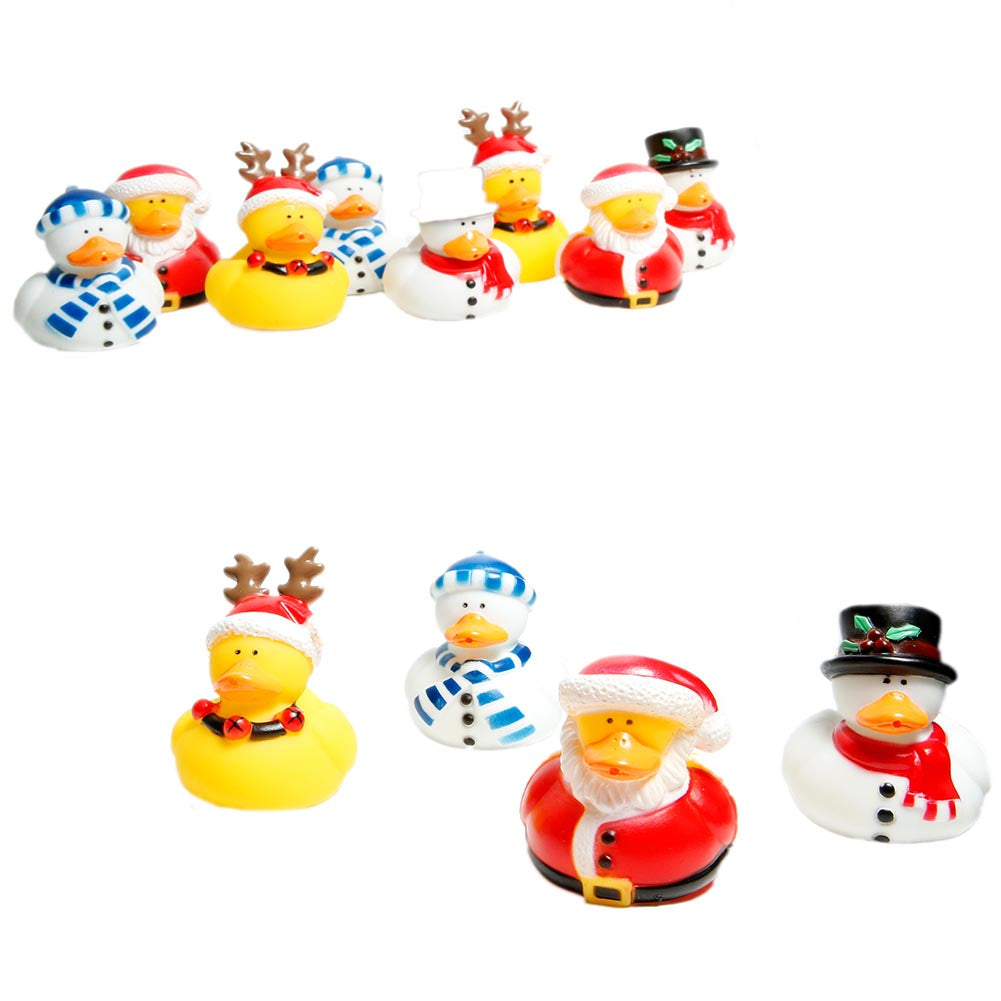 Christmas Rubber Ducks