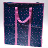 Jumbo Pink Ribbon Shopping Bag