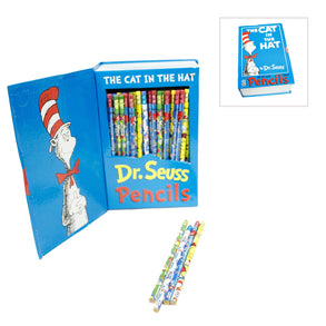 Dr. Seuss' The Cat In The Hat Pencil Assortment