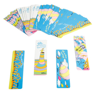 Dr. Seuss' Oh, The Places You'll Go Bookmark Assortment