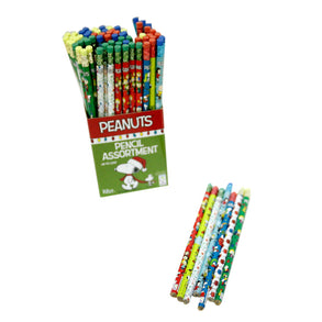 Peanuts Holiday Pencils