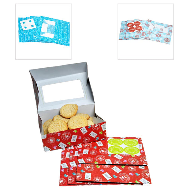 Christmas Cheer Cookie Boxes