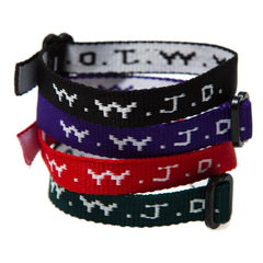 Adjustable W.W.J.D Bracelets