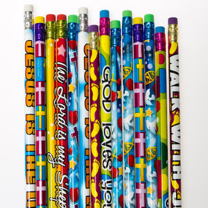 Religious Pencil Assortment