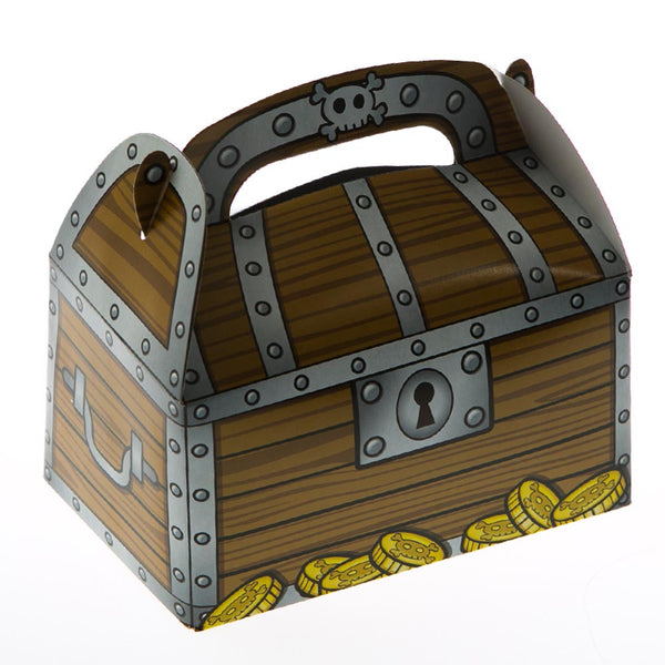 Treasure Chest Favor Boxes