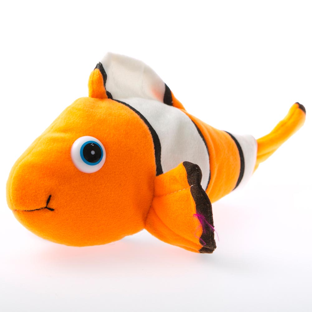 Clown Fish Stuffed Animal