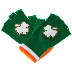 Irish Fingerless Gloves