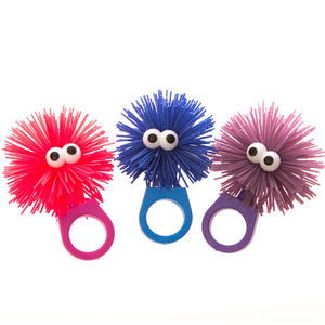 Puffy Critter Rubber Ring