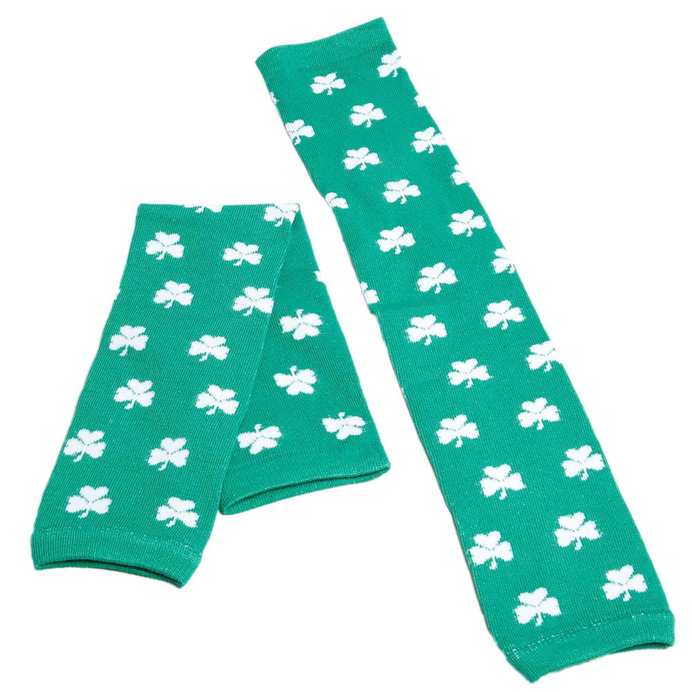 St. Patrick's Day Leg Warmers