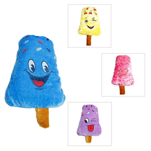 Plush Ice Cream Popsicle