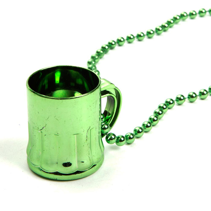 Green 1 oz. Beer Mug Beads