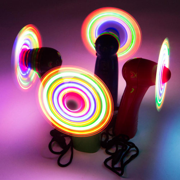 LED Light Up Fan