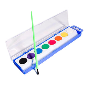 Eight Color Paint Set
