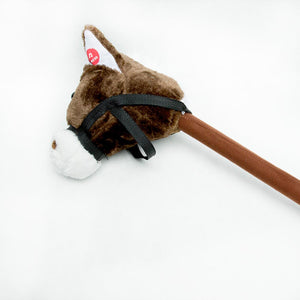 Stick Horse with Sounds